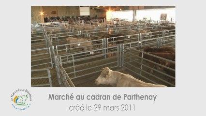 marché cadran parthenay