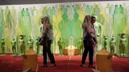 VEDUTA - Biennale de Lyon - EP04 : POIPOIGROTTE / Groupe La Poste - Tous formidables - Tous Artistes