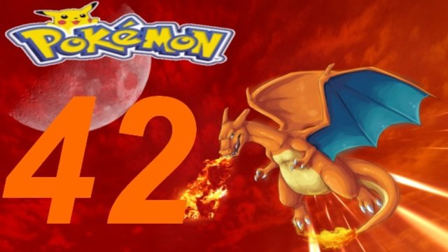 Let´s play Pokemon Rote edition part 42# Die Zinoberinsel