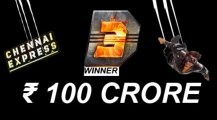 Dhoom 3 Beats Chennai Express & Krrish 3