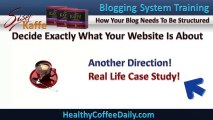 The Sisel Kaffe Blogging System For The Highest Paying Network Marketing Business Video 2