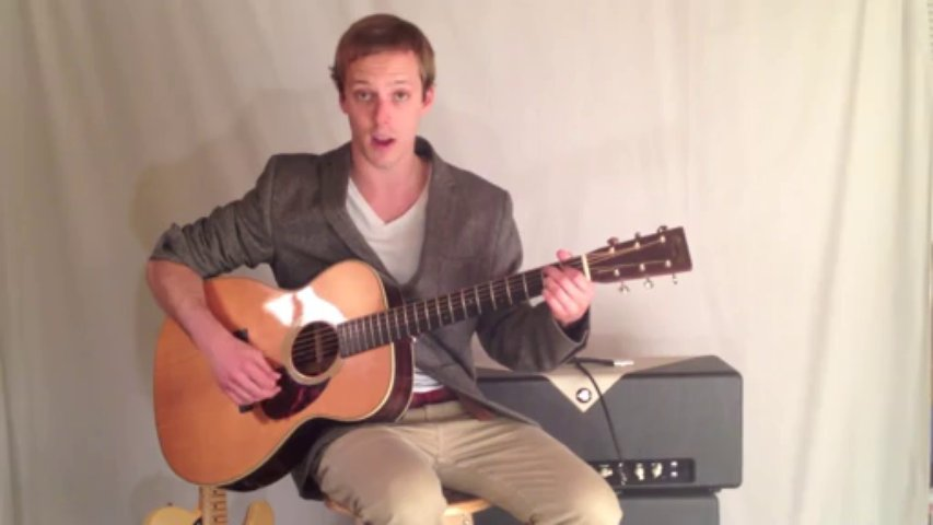 Acoustic Blues Lesson – acoustic blues guitar lesson for beginners