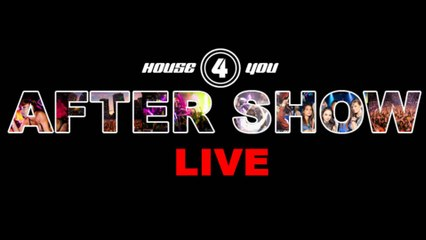 AFTER SHOW LIVE (saison 2) by HOUSE 4 YOU - Presented by DJ WILMIG
