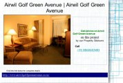 Airwil Golf Green Avenue G. Noida Airwil Golf Green Avenue Yamuna Expressway