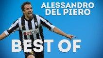 Alessandro Del Piero, légende de la Juventus