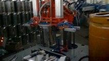 ERKAN YEŞİLYURT endüstriyel otomasyon yayık kazan taban kaynak high-speed welding machine