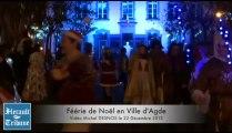 AGDE - 2013 - La féérie de Noel  le 22 décembre 2013