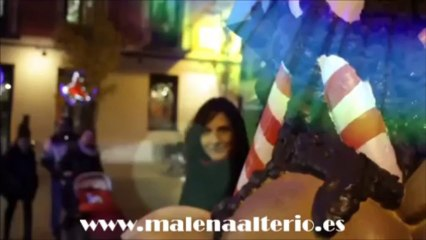 Recuerdos de Navidad: Malena Alterio