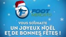 Foot Mercato et les stars du foot vous souhaitent un joyeux Noël !