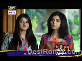 Sheher e Yaaran - Episode 47 - December 24, 2013 - Part 1