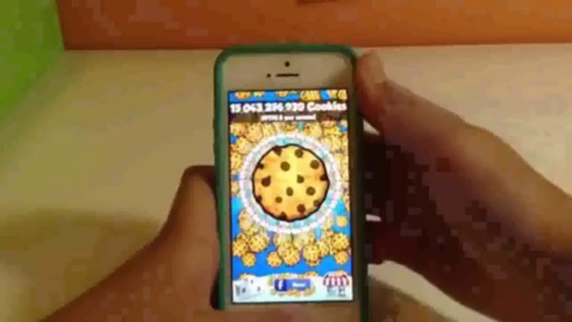 Cookie Clicker 99999999999+ Cookies Pirater Tricher Unlimited items Free