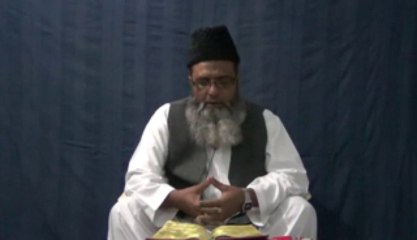 Durs-e-Qura'an (Hikmat aur Shuker ka Mafhoom Qura'an ki Roshni mein) Part 3