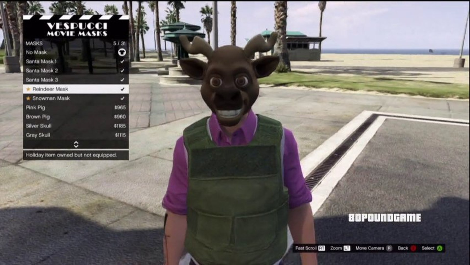 Gta 5 Online Christmas Masks.Gta Online Christmas Gifts Masks Snow Clothes