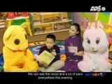 Tiếng Việt Của Bé : Bài 52 Bé học bài khuya. Vần eo,ao