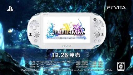 TV Commercial - 60 Seconds de Final Fantasy X | X-2 HD Remaster