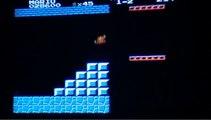 test super Mario bros sur nes (retrogaming a l'arrache)