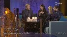 Interview with Lenna Kuurmaa & Robert Vaigla @ Jõulutunnel 2013
