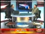 Agar 8 December 2013 on ARYNews in High Quality Video By GlamurTv