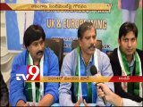 Jupudi launches YSRCP UK and Europe wing's website - UK