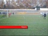 Sète - Toulouse : les buts