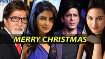 Bollywood Celebrities Wish Their Fans 'Merry Christmas 2013'