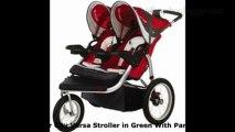 Baby Jogger City Select Versa Jogging Stroller Evaluations