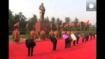 La Chine fête les 120 ans de la naissance de Mao
