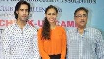 Karle Pyaar Karle Team @ Free Medical Eye Checkup Camp