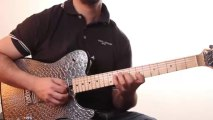 Lead Guitar Lessons - Improvising with Guitar Scales - Major Scale Improvisation