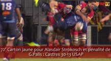 CO vs USAP : le résumé du match