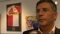 01-02-2012 Van Geel over de toekomst van Feyenoord