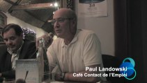 Courbevoie 3.0 – débat Emploi avec Paul Landowski et Arash Derambarsh