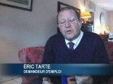 Portrait: Eric, au chômage à 58 ans, cherche un emploi - 26/12