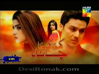 Khoya Khoya Chand - Last Episode 18 - December 26, 2013 - Part 4