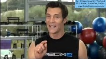 P90X vs. P90X2. Tony Horton Explains the Differences.