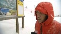 Risque d'avalanches élevé dans les Alpes