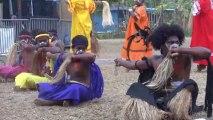 Nouvelle Caledonie: Dance issue des cultures Kanak (1/7)