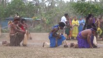 Nouvelle Caledonie: Dance issue des cultures Kanak (3/7)