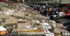 UPS, FedEx Attempt To Catch Up On Late Christmas Deliveries