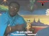 3-5 La Agenda Reptiliana -  Entrevista de David Icke a Credo Mutwa.