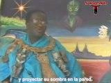 4-5 La Agenda Reptiliana -  Entrevista de David Icke a Credo Mutwa.