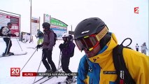 Gros risques d'avalanches dans les Alpes