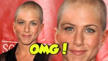 Jennifer Aniston Bald - Jennifer Aniston Hair OMG!