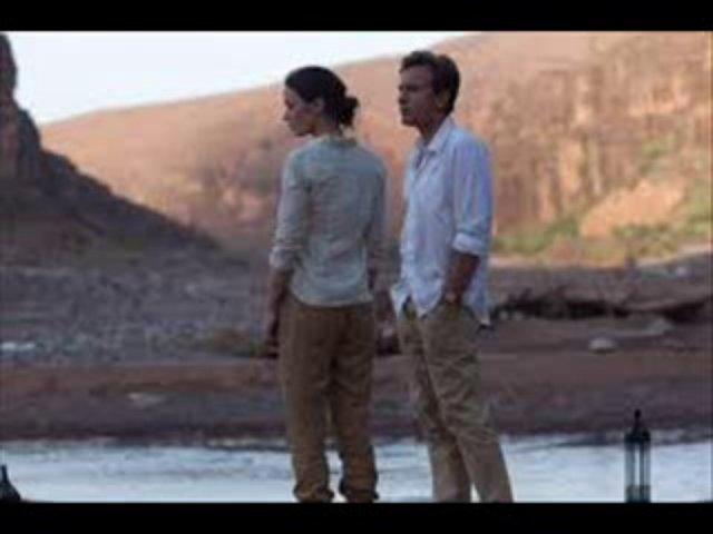 Salmon Fishing in the Yemen HD Movie undressing