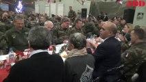 Noël avec les soldats français en Afghanistan