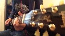 The Eagles - Hotel California, Guitar Cover (Impro)