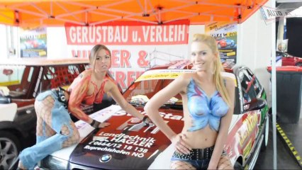 Tuning Days Wieselburg 2013 - Miss Auto.At 2013 und die Girls der Tuning Days