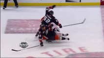 Top 10 Hits of the Year in NHL Hockey Games - 2013