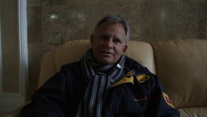 no scam - UaDreams testimonial from Johan, December 2013 - trip to Cherkassy