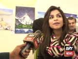 3rd Pakistan Mountain Festival - Paintings Exhibition 'The K-2 Mountain', A report by ARY News TV